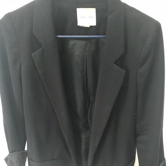 silence + noise Jackets & Blazers - Black blazer